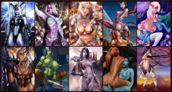 XXX comix: world of warcraft : Adult Cartoon XXX Comics