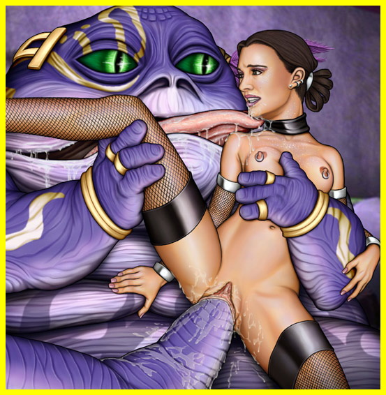 StarWars Porn drawings 04