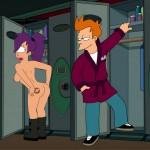 Futurama's lovers : Futurama Porn Tram Pararam Toons